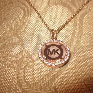 Michael Kors Necklace - New with Tag
